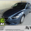 Mazda 6 Mazda 2,0 Attraction Xenon