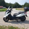 Kymco Downtown 125i ABS inkl Givi Blade 47 / 125ccm Roller/B111